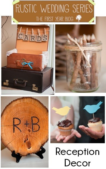 Rustic Wedding Series Pin It 3