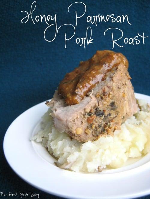 honey-parmesan-pork-roast
