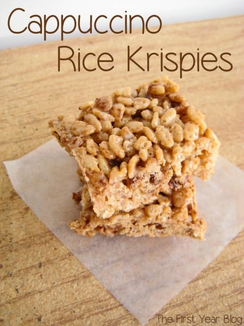 Cappuccino Rice Krispies