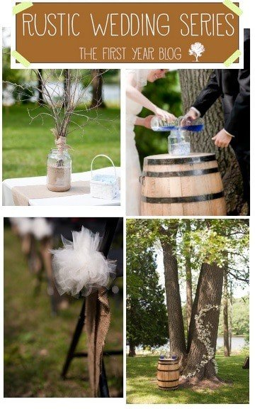 Rustic Wedding Decor Pin It 2