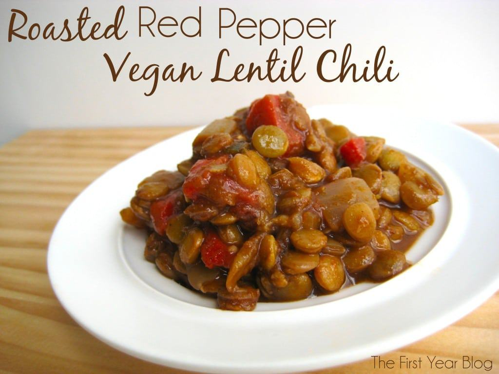 Vegan Lentil Chili 3