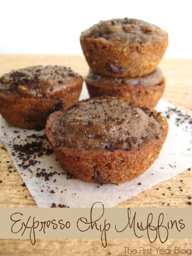 Expresso Chip Muffins 1
