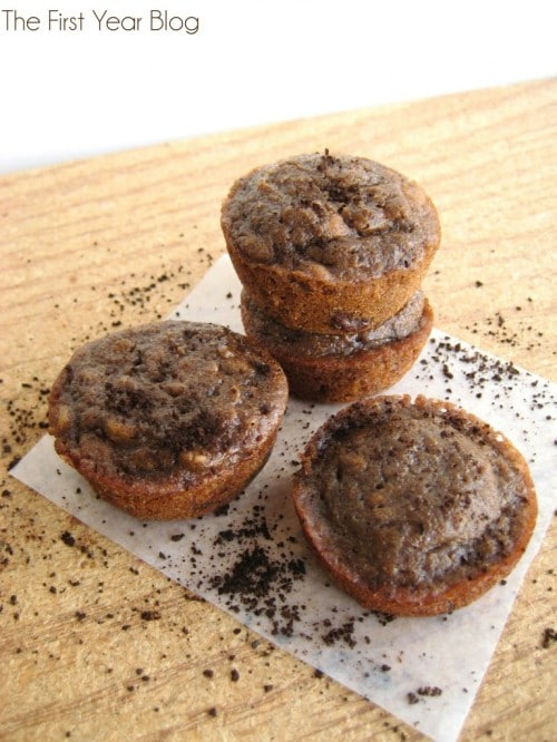Expresso Chip Muffins