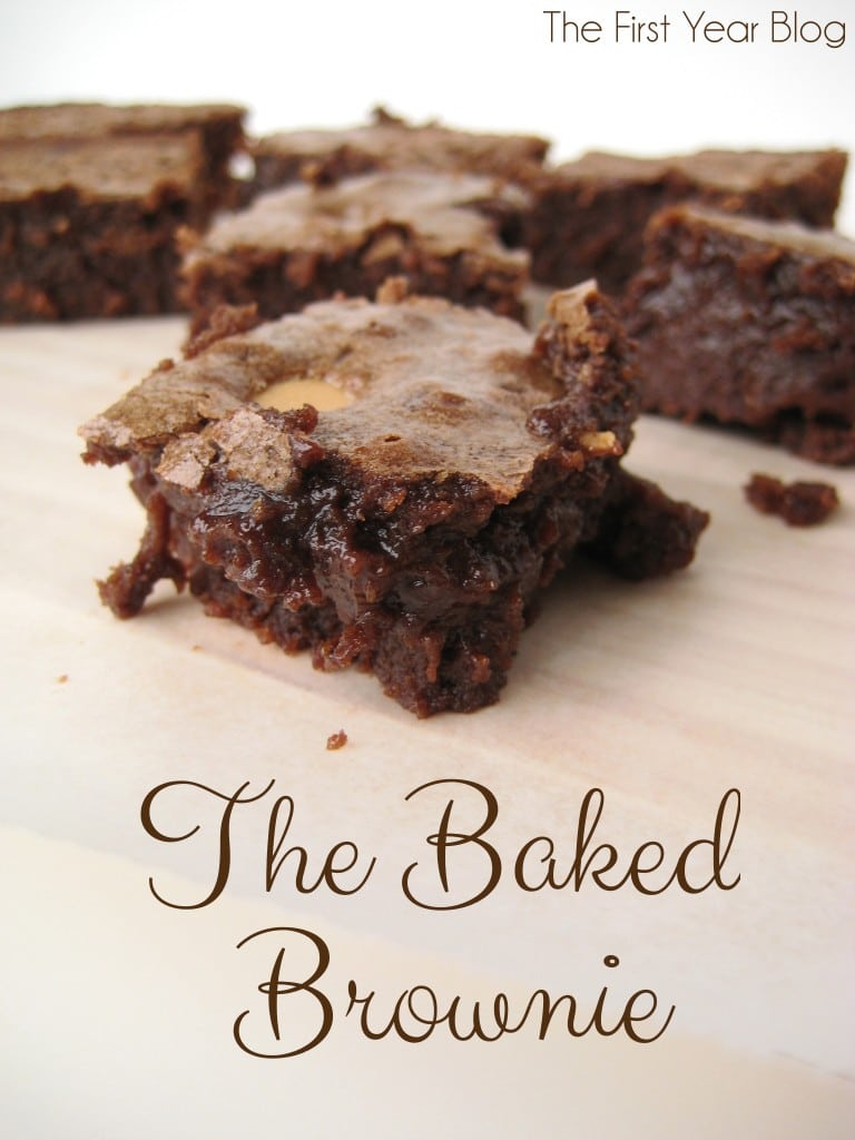 The Baked Brownie #brownie