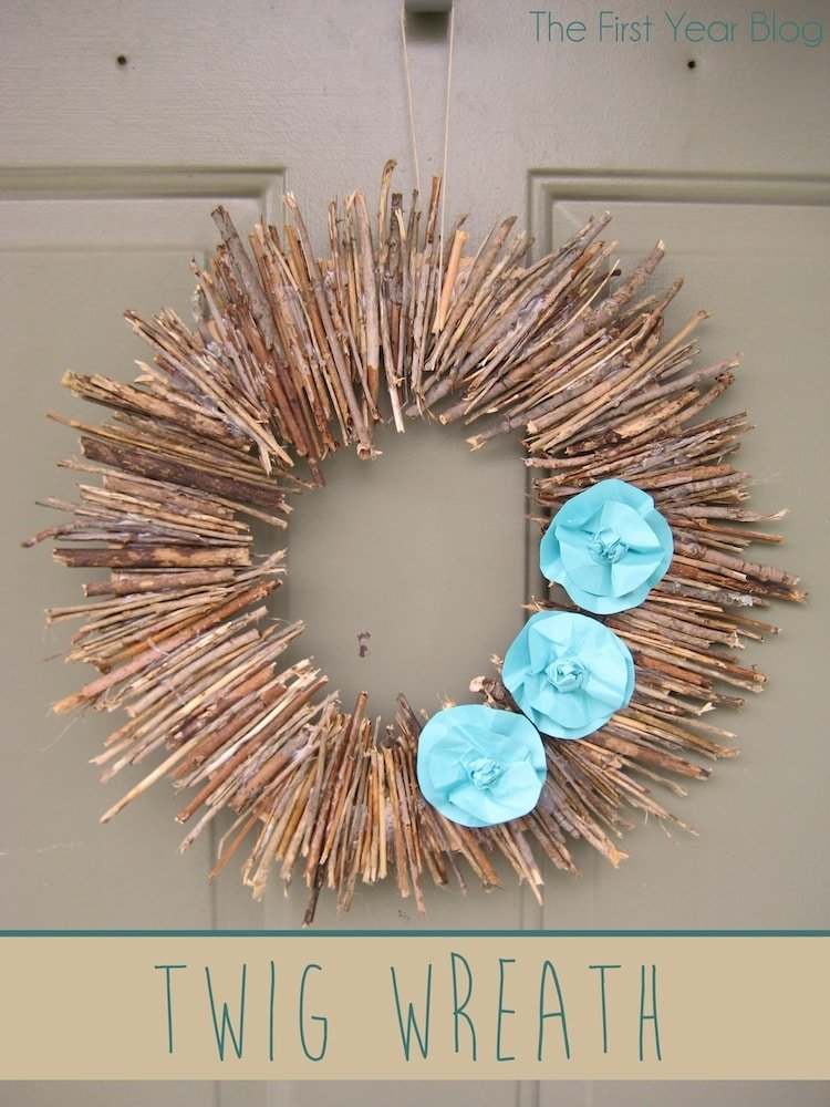 Twig Wreath 1
