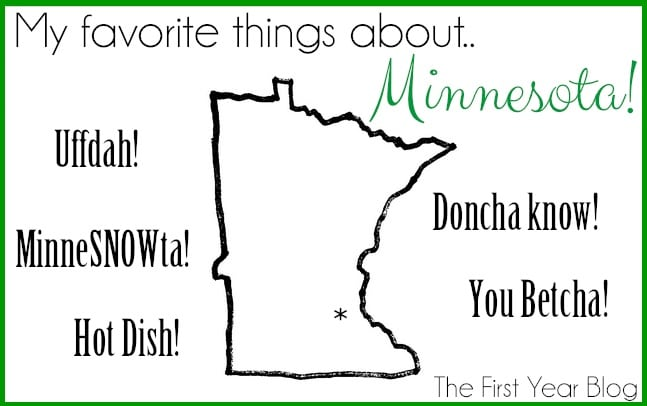 favorite things about minnesota