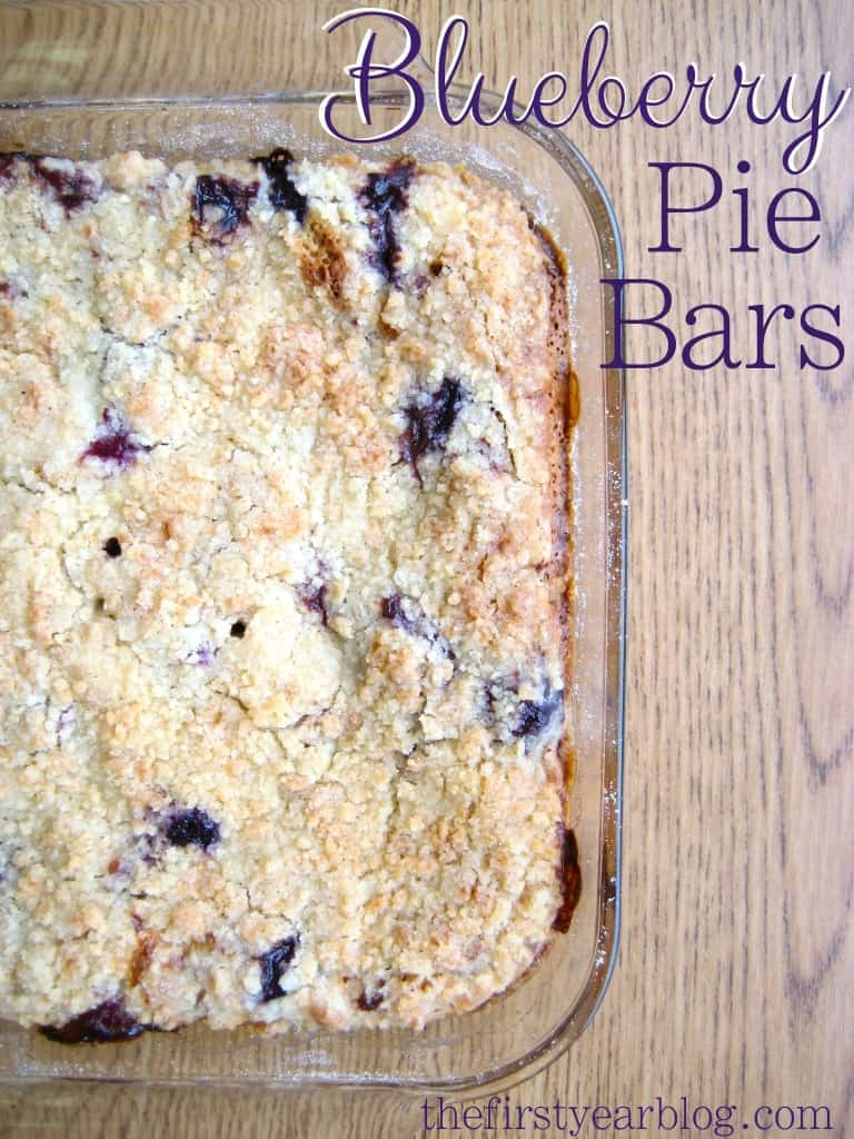 Blueberry Pie Bars 3
