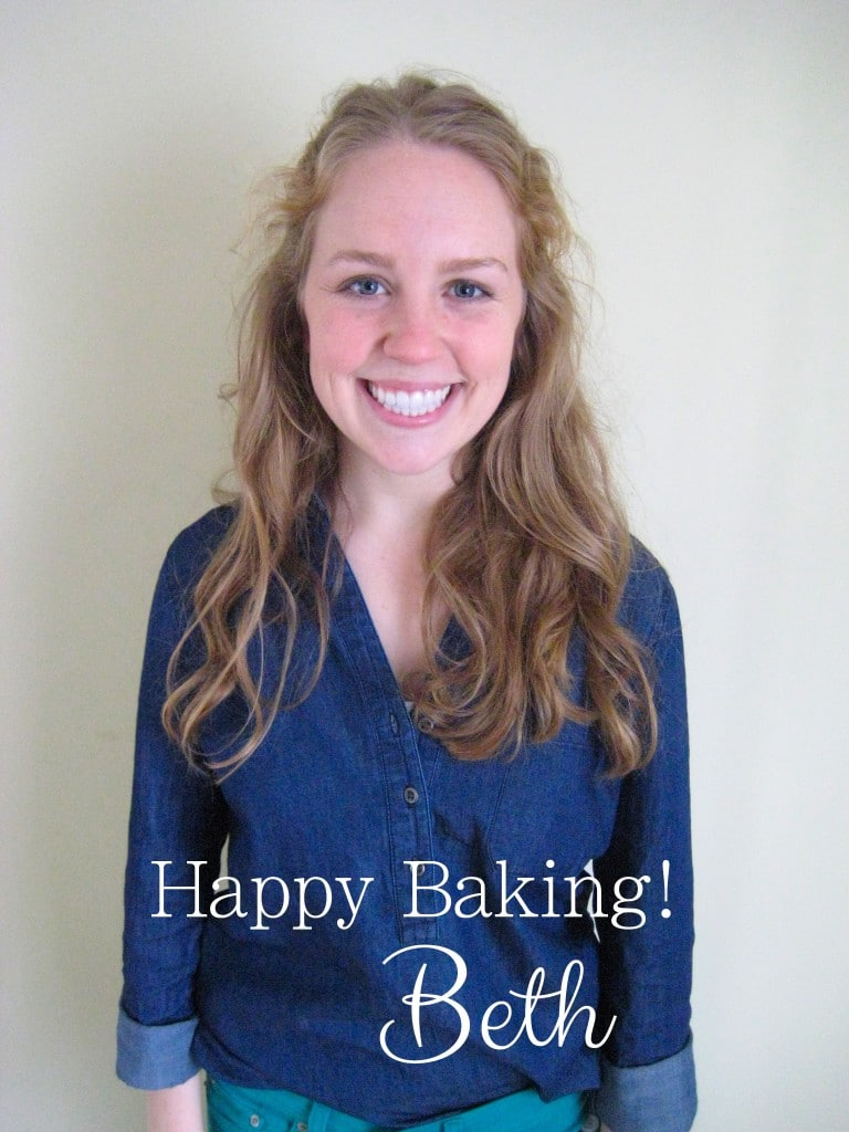 beth happy baking