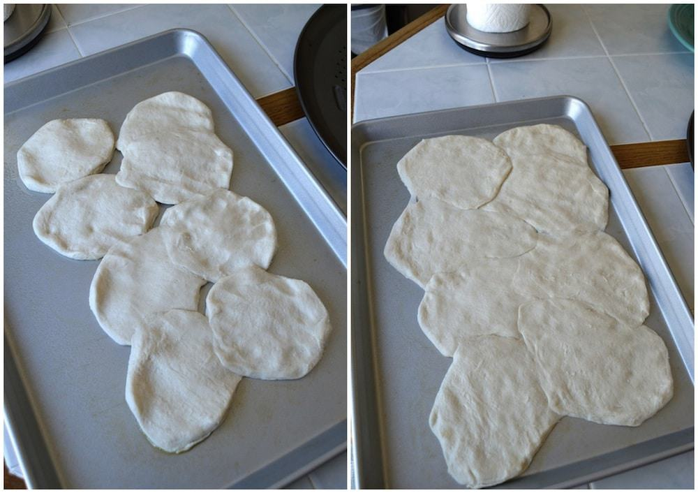 Calzones - Super easy, uses refrigerated biscuit dough