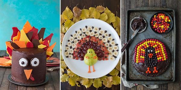 Turkey Desserts - thefirstyearblog.com