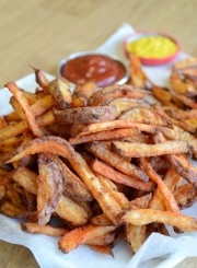 Homemade French Fries 12