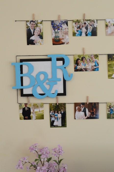 Photo Display Wall B