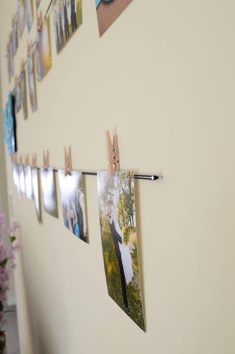 Photo Display Wall C
