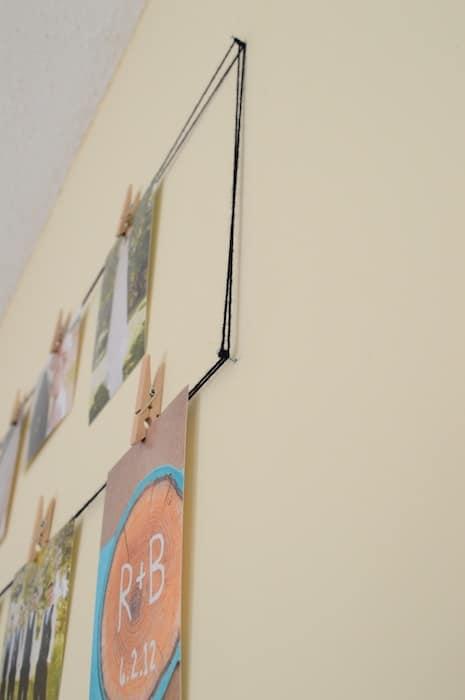 Photo Display Wall E