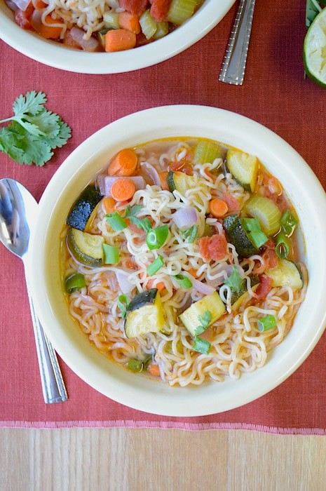 How To Cook Veggies For Ramen