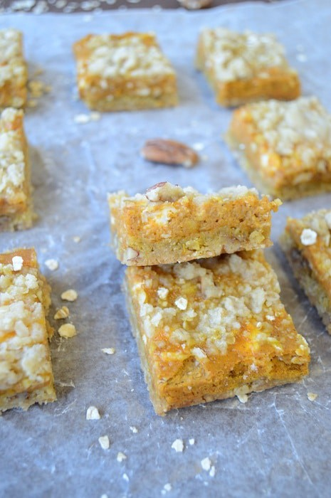 Pumpkin Pie Bars 5