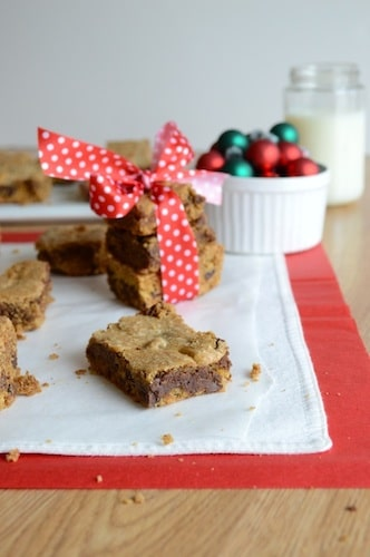 Gingerbread Chocolate Chip Bars 4