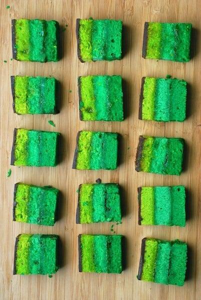Irish Rainbow Cookie Recipe