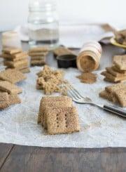 Brown Sugar Cinnamon Graham Crackers 3