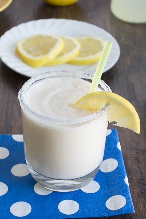 Lemon Drop Shake