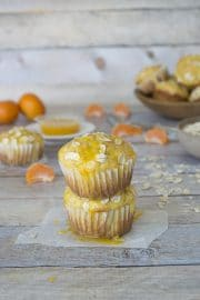 Clementine and Oat Muffins | thefirstyearblog.com