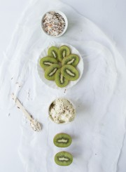 Kiwi Ice Cream | thefirstyearblog.com