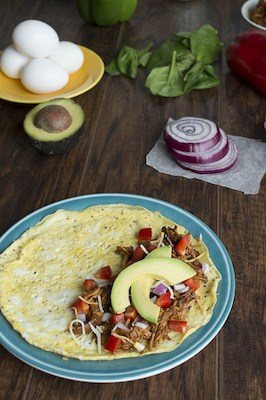 Southwest-BBQ-Chicken-Omelet-4