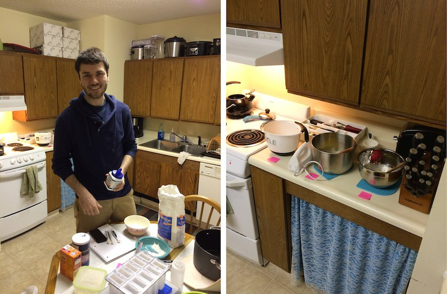 Out of the Kitchen - The First Year