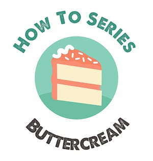 How to make buttercream picture tutorial!