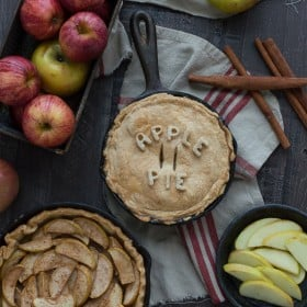 recipe: iron skillet apple pie recipe [29]