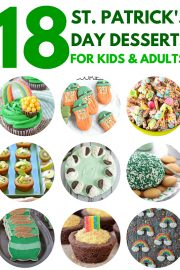18 St. Patrick's Day Desserts | The First Year