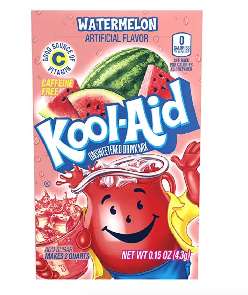 Watermelon Kool Aid