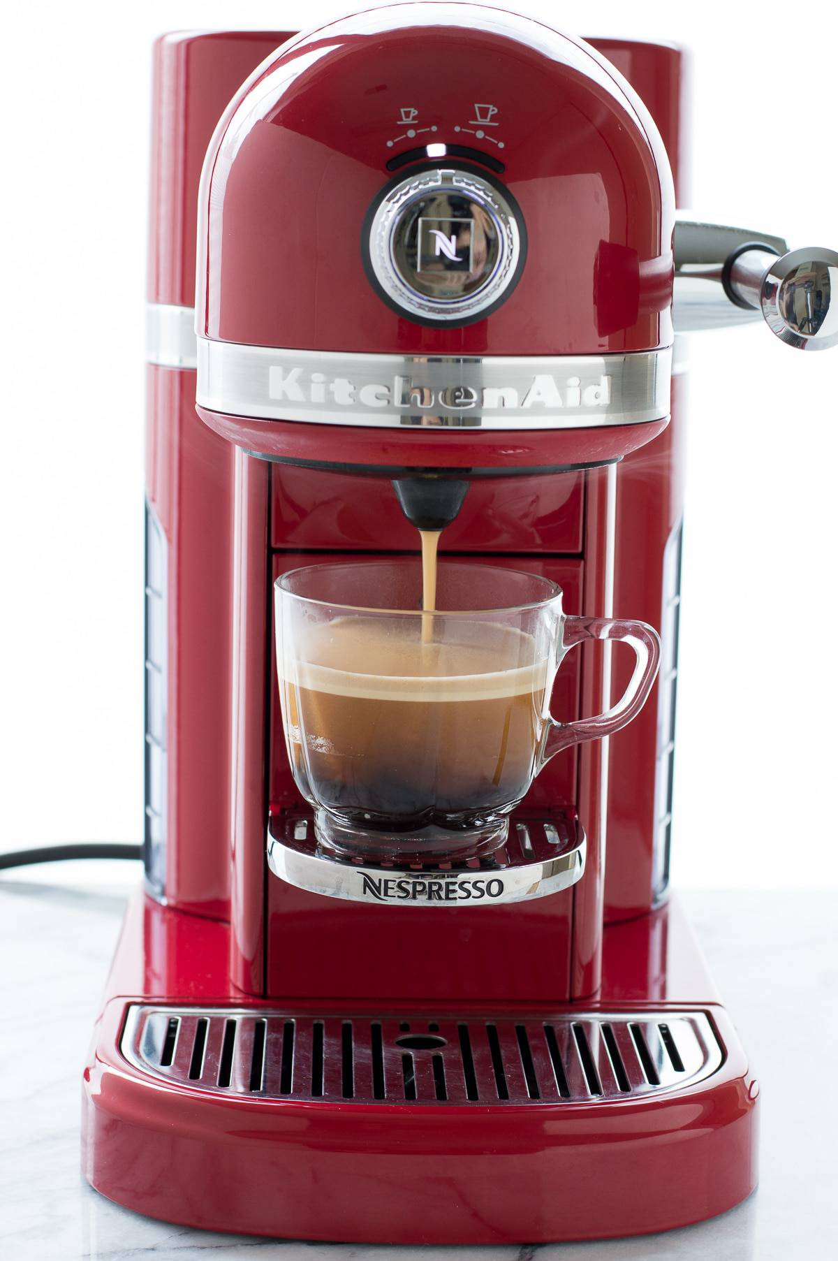 Nespresso Machine from KitchenAid