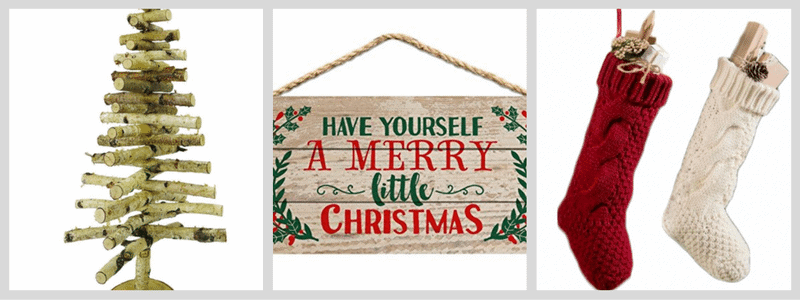 The best Christmas decor to buy on Amazon!