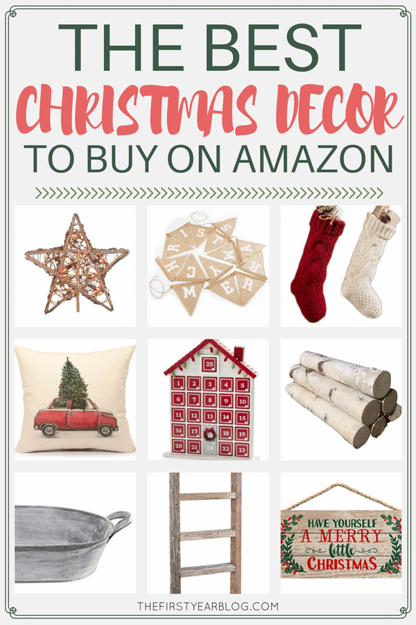 the-best-christmas-decor-to-buy-on-amazon