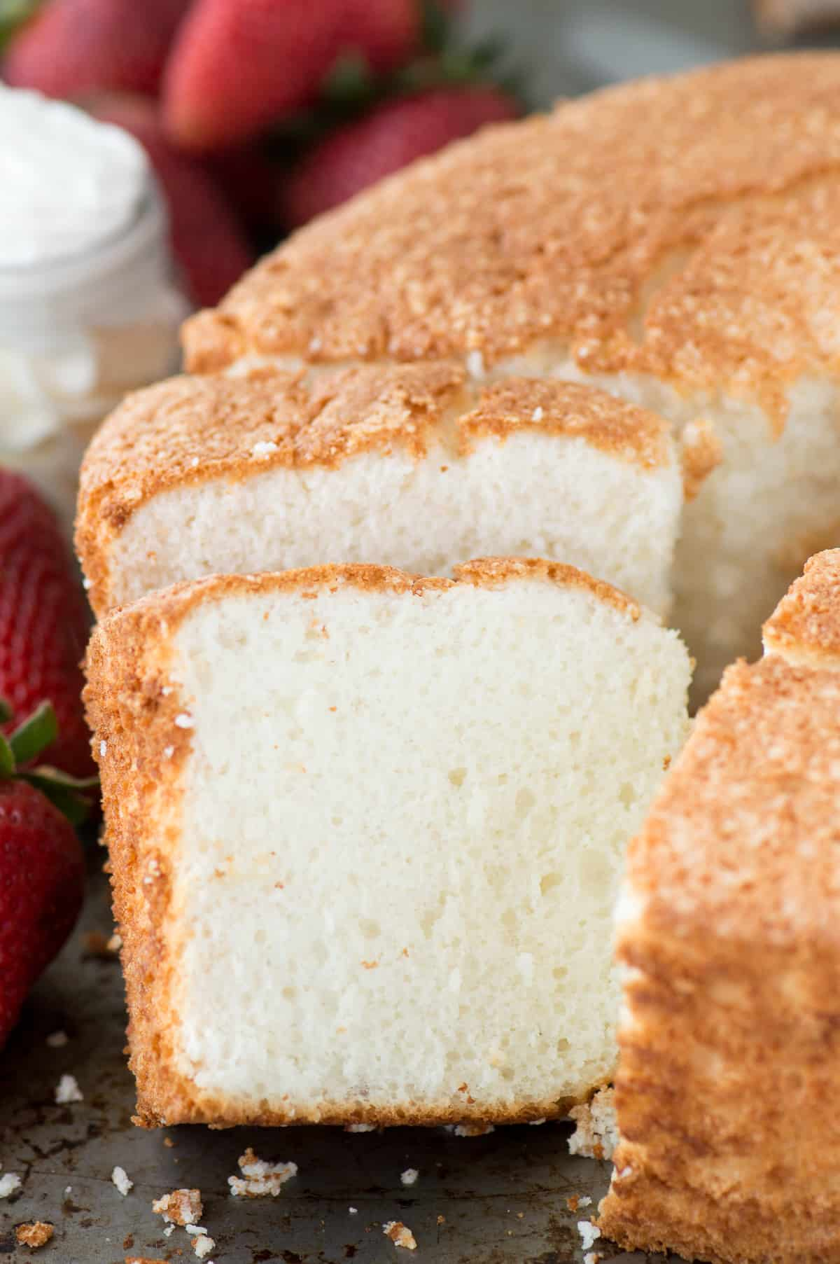 Angel food cake the first year 100 homemade angel food cake this is the recipe that everyone will ask you forumfinder Images