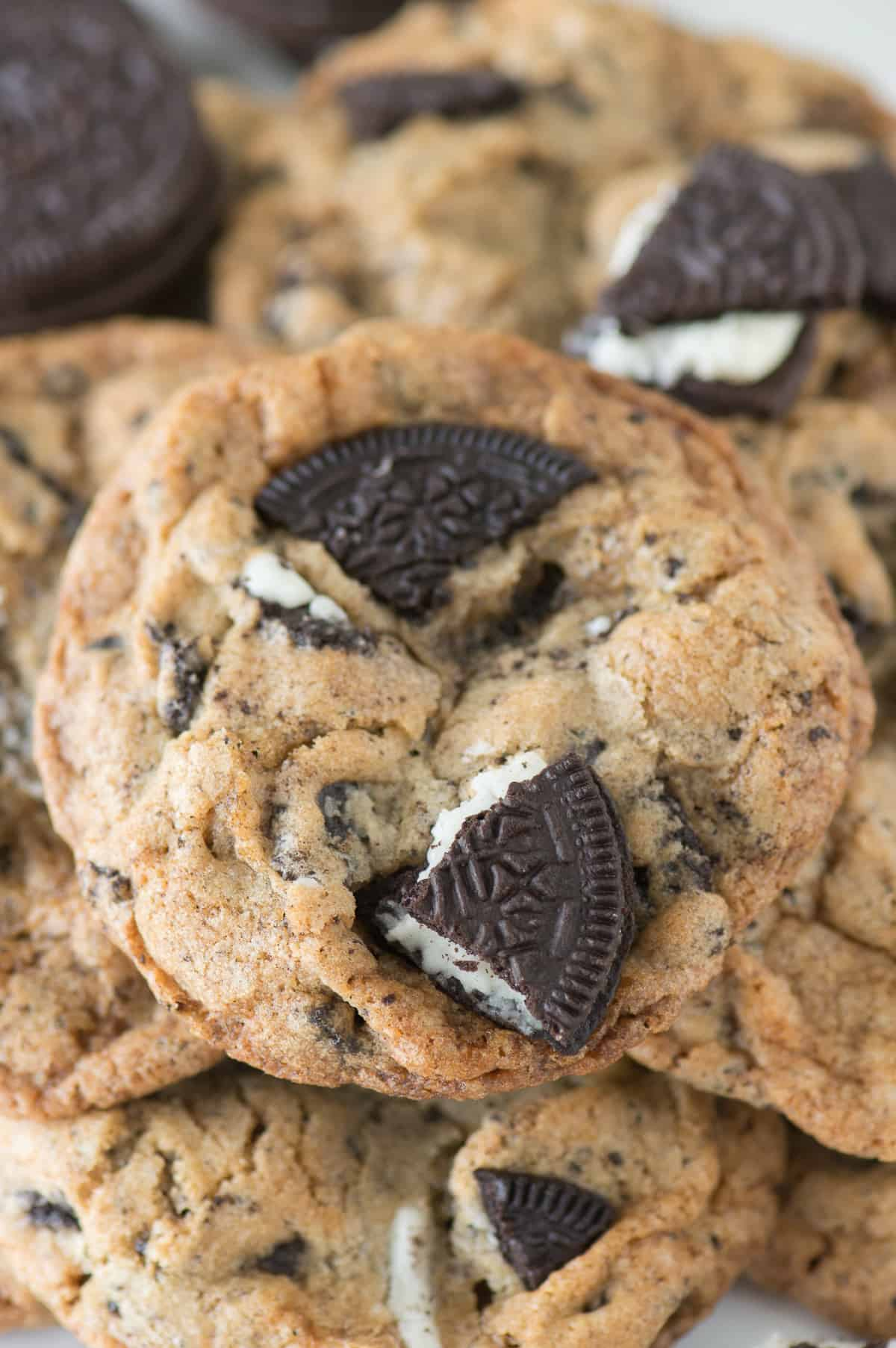 Oreo Cookies The First Year