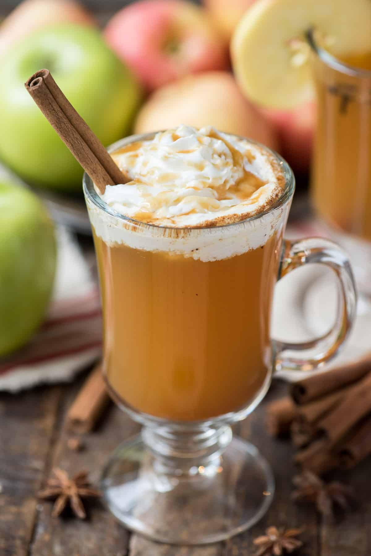 Apple Cider Punch | The First Year