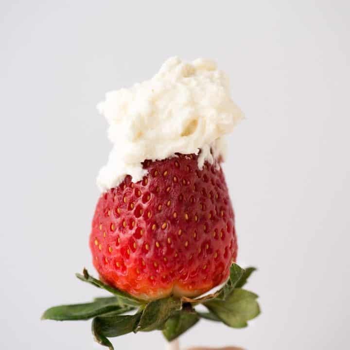 Cheesecake Whipped Cream