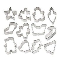 Wilton Holiday Mini Cookie Cutters