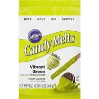 Wilton Vibrant Green Candy Melts