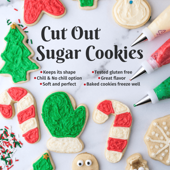 Cut Out Sugar Cookies