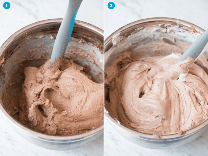 how to make chocolate pudding pie filling collage