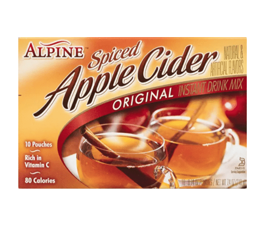 Apple Cider Drink Mix